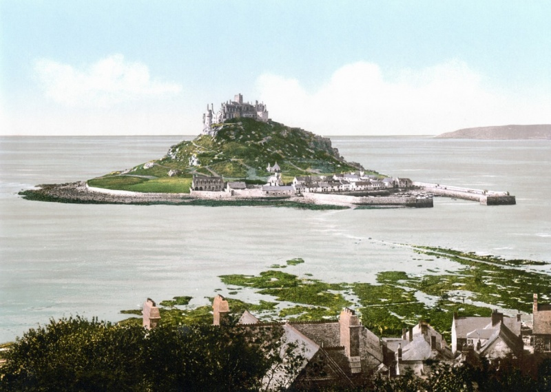 File:England-Saint-Michaels-Mount-1900-1.jpg