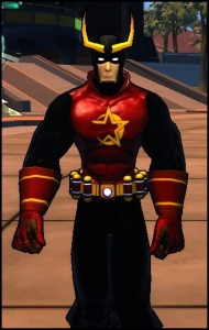 Silver Age Version of the suit