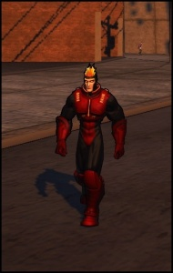 Modern version of the suit